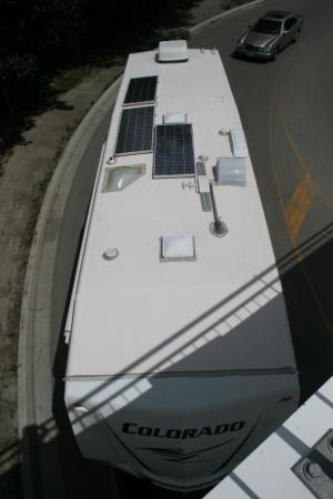 johns rv with solar panels