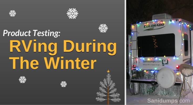 RVing During Winter