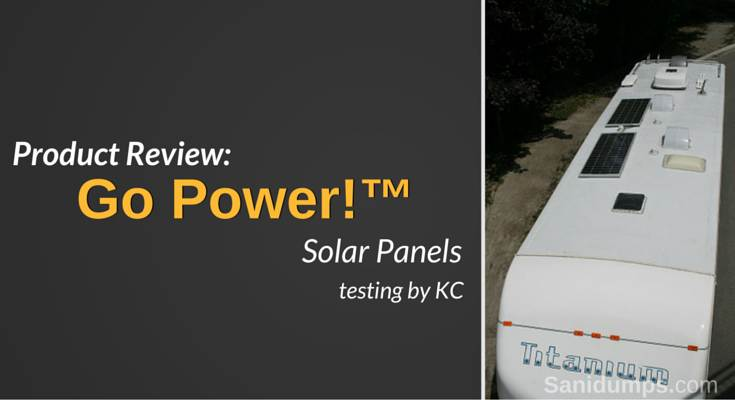 product review solar KC